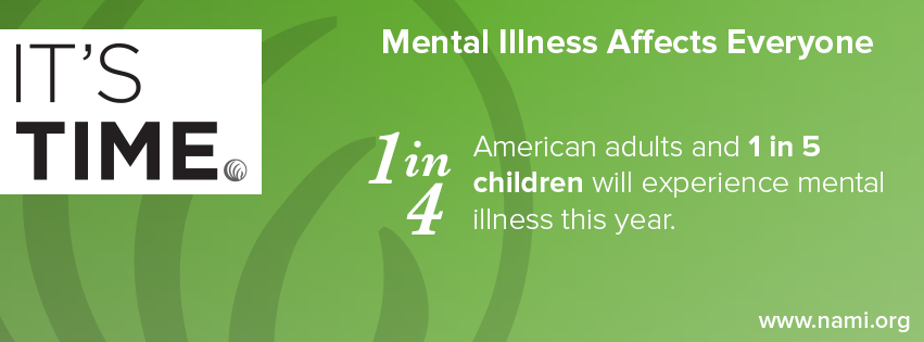 Mental Health Month - Support Campaign | Twibbon