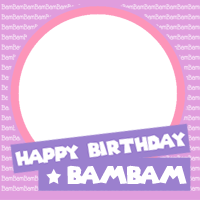 140502 Happy Birthday GOT7's BamBam