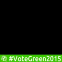 #VoteGreen2015