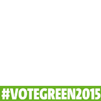 @TheGreenParty's 2015 General Election campaign