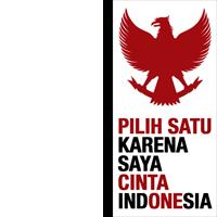 Pilih #1 Prabowo-Hatta