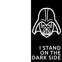 i stand on the dark side - photo #1