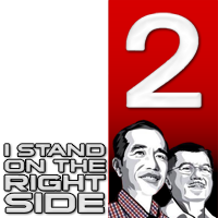 I Stand On The Right Side 2