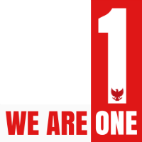 WE ARE ONE PRABOWO - HATTA