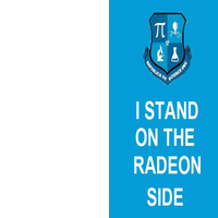 I Stand in The Radeon Side
