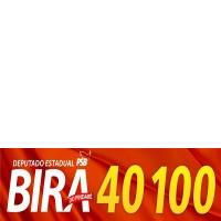 Bira 40100 Deputado Estadual
