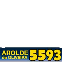 Arolde de Oliveira é #5593