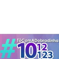 #ToComADobradinha1012e10123