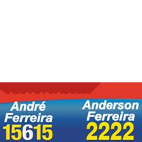 Eu sou 15615 e 2222