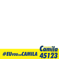 #EuVouComCamila - 1