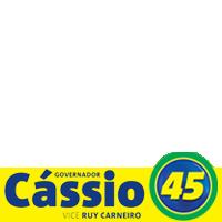 #EuVouComCassio45