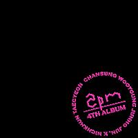 2PM 'GO CRAZY' Comeback - Purple