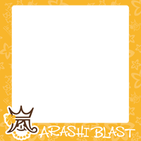 ARASHI BLAST in Hawaii yello