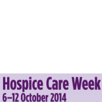 Hospice Care Week, 6-12 October 2014: Hospice care, everywhere!