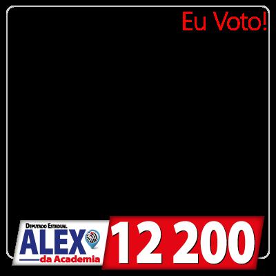 Alex da Academia 12.200