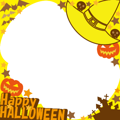 Happy HALLOWEEN~yellow~