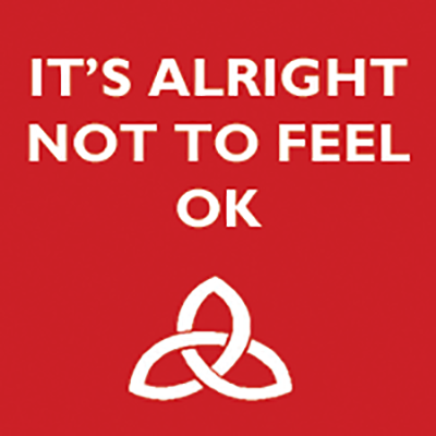 It's Alright Not To Feel Ok