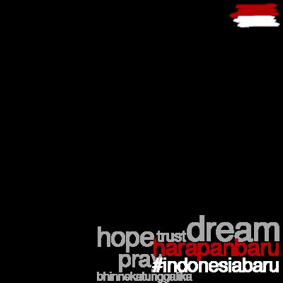 #IndonesiaBARU