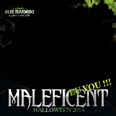 MALEFICENT - HALLOWEEN 2014