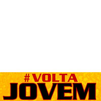 #VoltaJOVEM