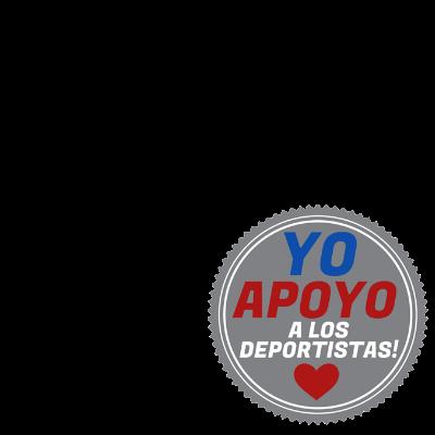 #YoApoyoALosDeportistas