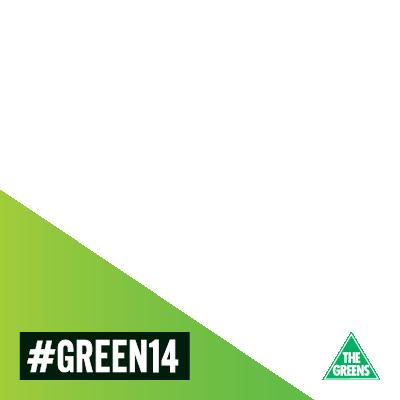 #Green14