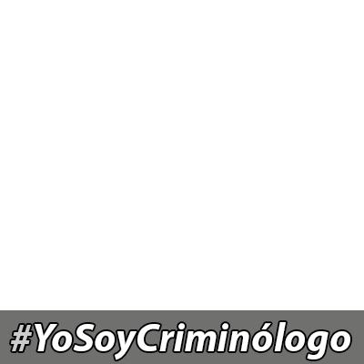 Yo soy criminólogo