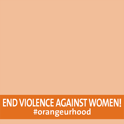 End violence against women!