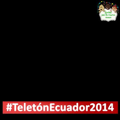 #TeletónEcuador2014