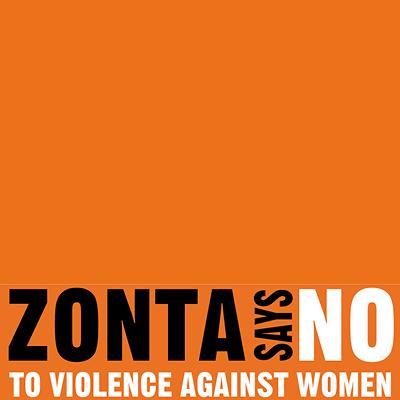 Zonta Says NO