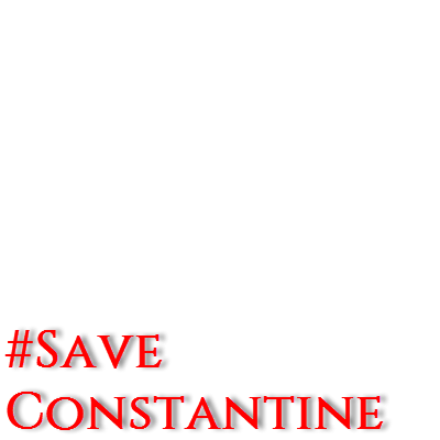 #SaveConstantine