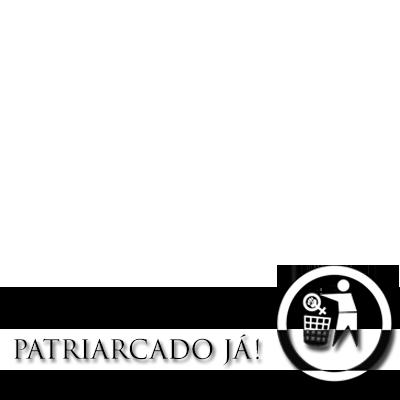 Patriarcado já! - Support Campaign   Twibbon