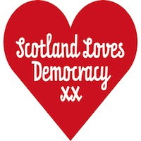Scotland Loves Democracy