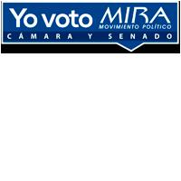 Yo Voto MIRA Cámara y Senado
