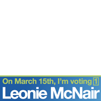 Leonie McNair for Bass