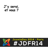 #Joomla Day France #JDFR14 PARIS