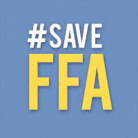 #SaveFFA - California Forever