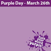 Epilepsy Action Purple Day