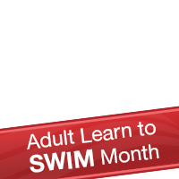 Adult Learn-to-Swim Month