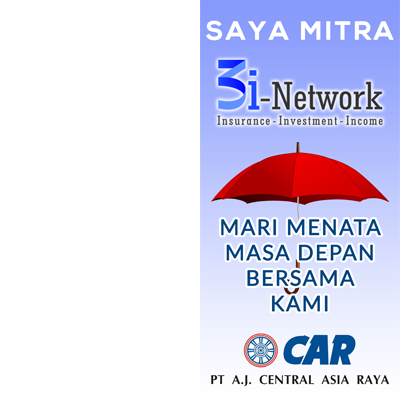 3i Networks Support Campaign Twibbon