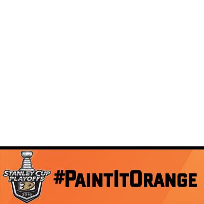 #PaintItOrange 2015