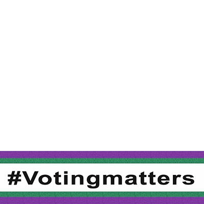 #Votingmatters