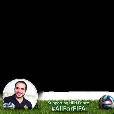 #AliForFIFA