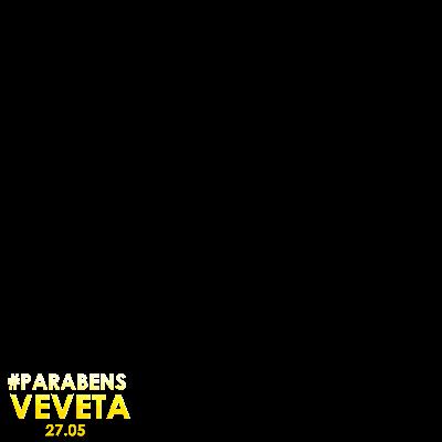 Parabens Veveta - Dourado