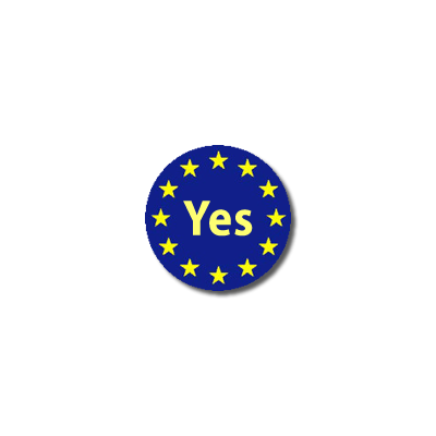 Yes to the EU