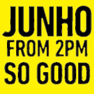 """JUNHO 2015 """"SO GOOD"""""""