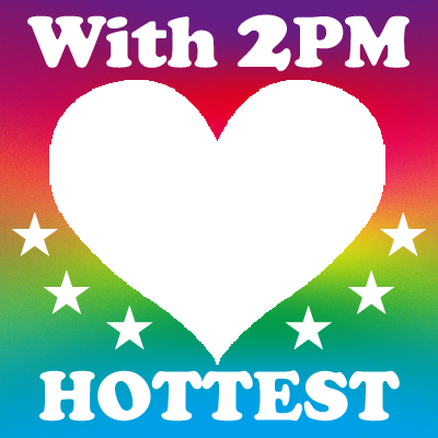 HOTTEST WITH 2PM