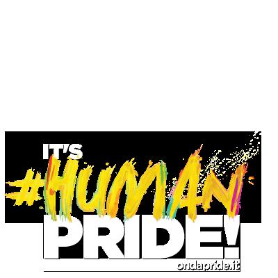 IT'S #HUMAN PRIDE!