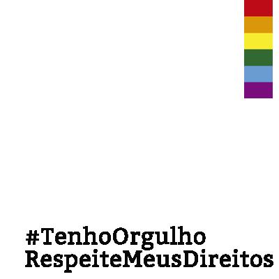 Dia Mundial do Orgulho LGBT  #TenhoOrgulhoRespeiteMeusDireitos