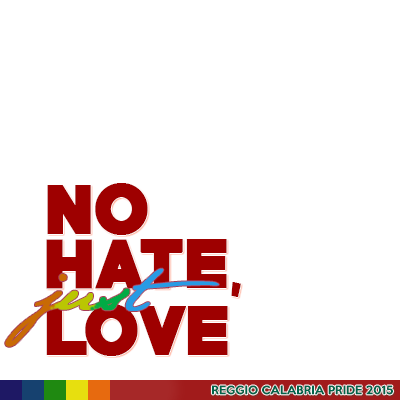 #NO HATE, just LOVE!